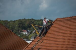 How to paint the roof and what paint to choose? Guide.